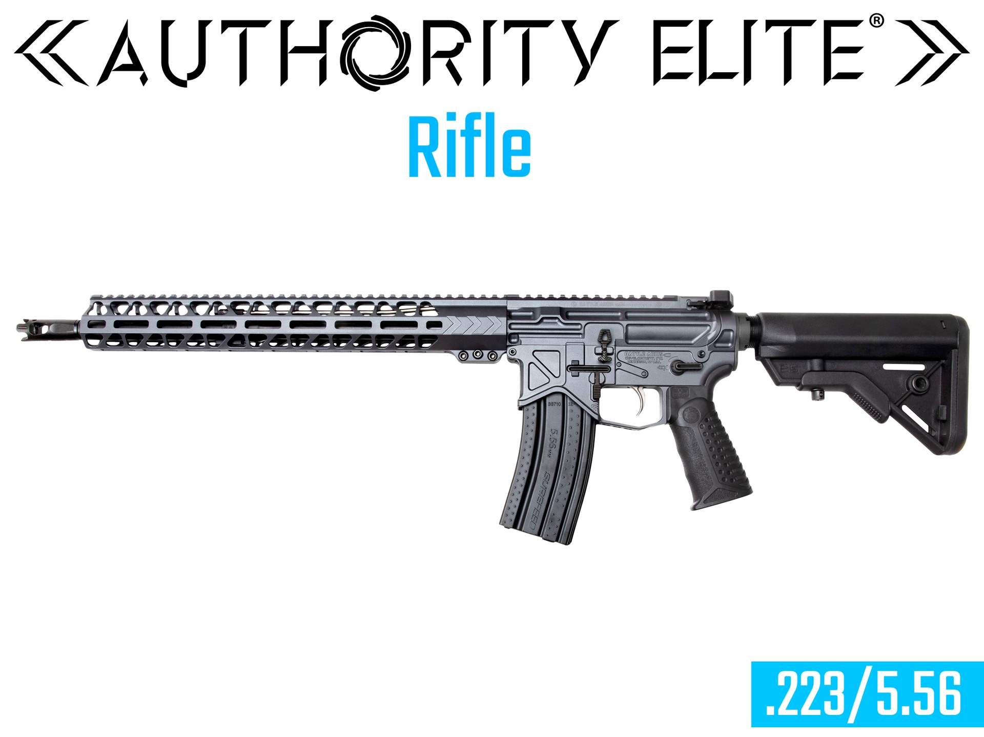 AUTHORITY™ ELITE RIFLE