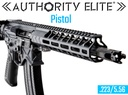 AUTHORITY™ ELITE PISTOL