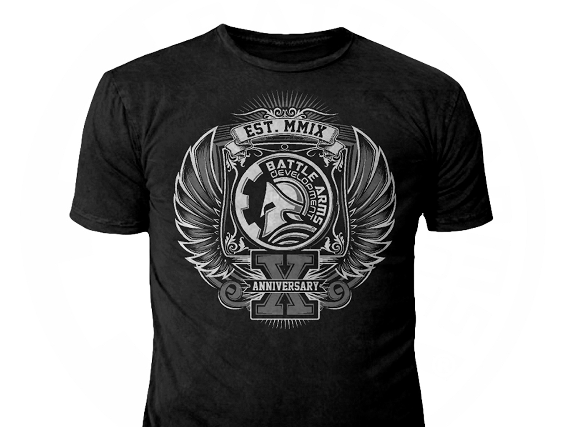 BATTLEARMS™ 10 Year Anniversary Shirt