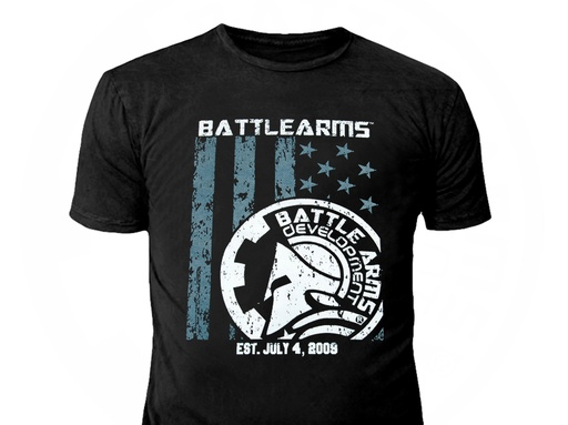 BATTLEARMS™ Distressed Flag Shirt