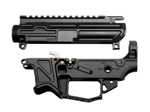 [BAD-GS-SET] BAD-GS Glock Style Lightweight Billet Upper and Lower Receiver Set