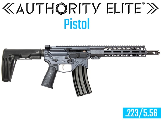 [AUTHORITY-013] AUTHORITY™ ELITE PISTOL