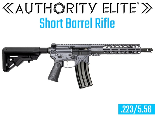[AUTHORITY-014] AUTHORITY™ ELITE SBR 10.5in