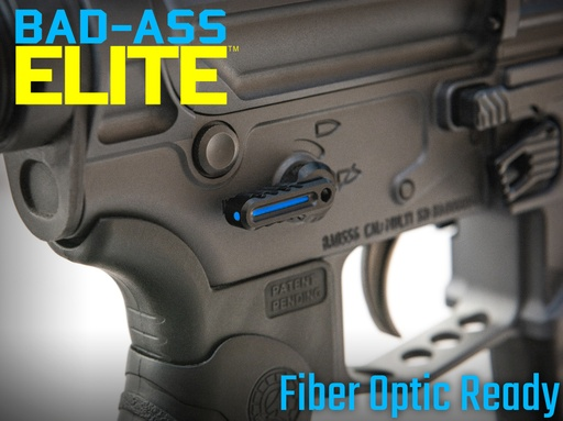 [BAD-ASS-ELITE] BAD-ASS Elite Ambidextrous Safety Selector