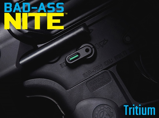 [BAD-ASS-NITE] BAD-ASS-NITE Tritium Ambidextrous Safety Selector