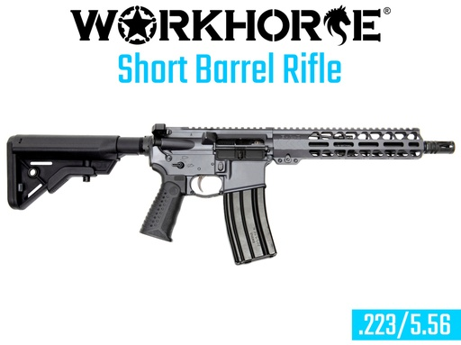[WORKHORSE-014] WORKHORSE® Short Barrel Rifle