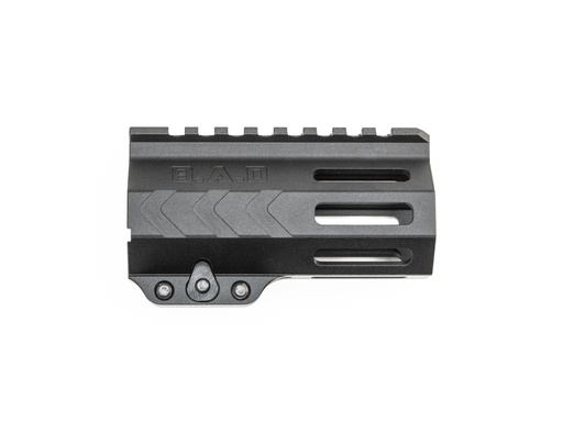 [BAD-WH4-MLOK] WORKHORSE® 4in Free Float Rail M-LOK