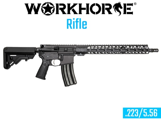 [WORKHORSE-017] WORKHORSE® RIFLE