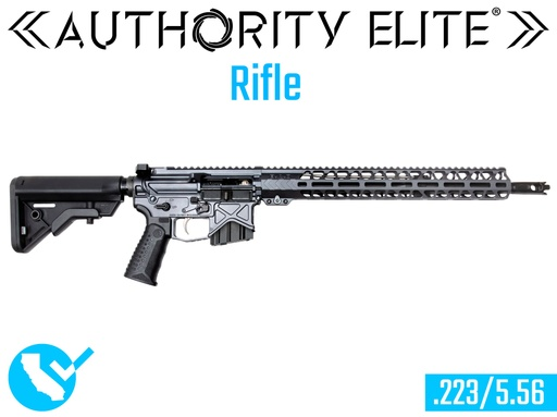 [AUTHORITY-010-CA] AUTHORITY™ ELITE RIFLE CA